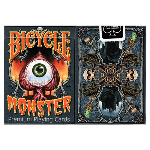 Bicycle Monster Deck
