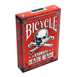 Karnival Death Heads Deck (Carnage Edition)