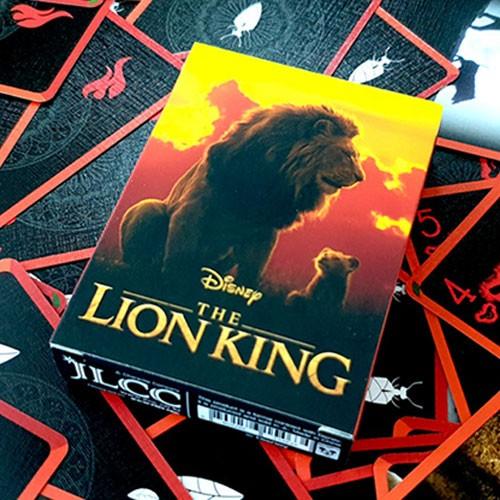 Der König der Löwen Deck