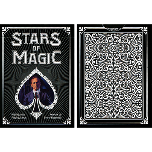 Stars of Magic Deck (Schwarz)