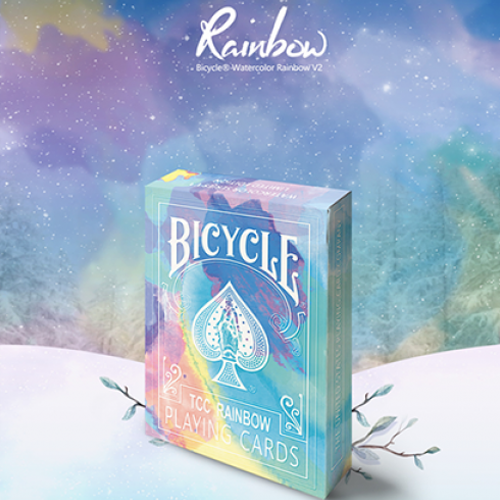Bicycle Rainbow Deck (Zeder)