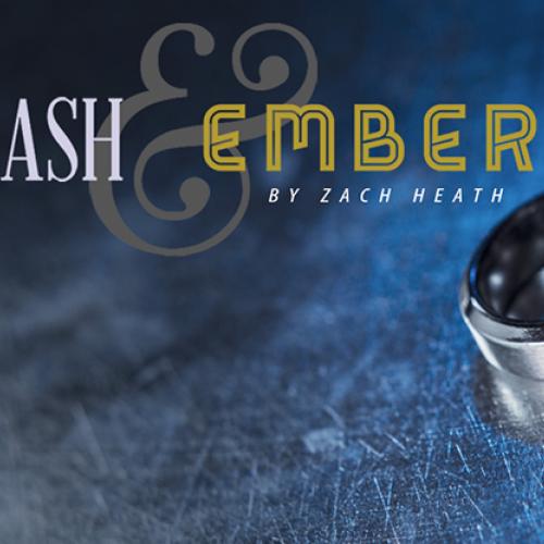Ash & Ember - 2 Ringe (Silber) Abgeschrägt