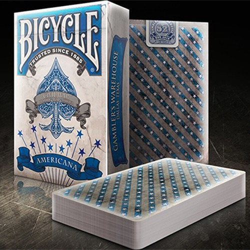 Bicycle Americana Deck