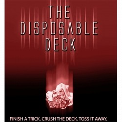 Disposable Deck 2.0 (Rot)