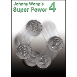 Johnny Wongs Super Power 4 inkl. DVD