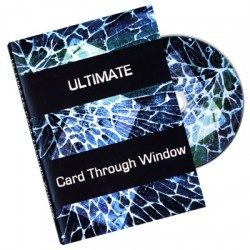 Ultimate Card Through Window