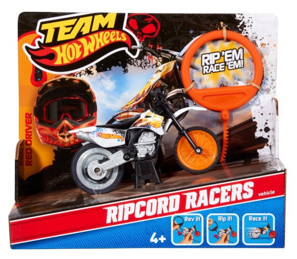 Team Hot Wheels Ripcord Racer (Motorrad)