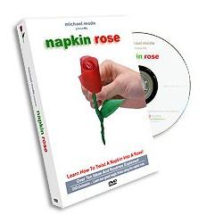 Napkin Rose