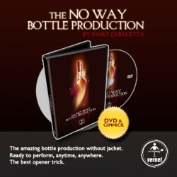 The No Way Bottle Production inkl. Gimmick