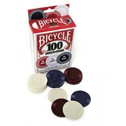Bicycle Poker Chips