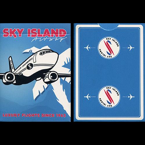 Sky Island Deck (Blau)