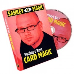Sankeys Best Card Magic