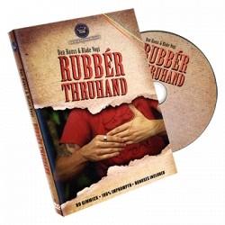 Rubber Thru Hand