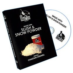 Magic with Slush and Snow Powder