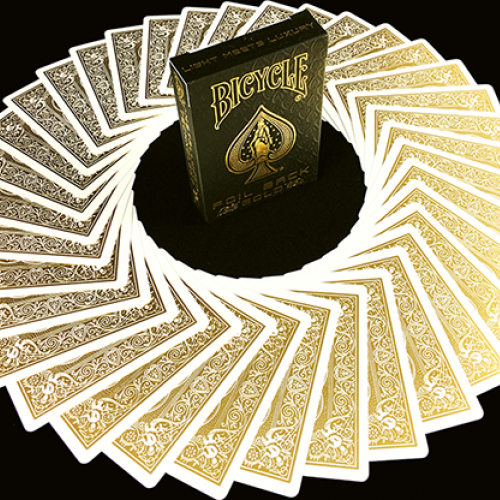 Bicycle MetalLuxe Gold Deck (Limited Edition)