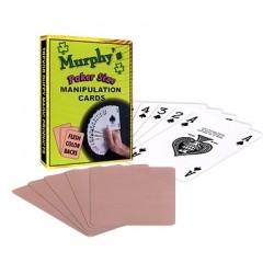 Manipulationskarten Pokersize