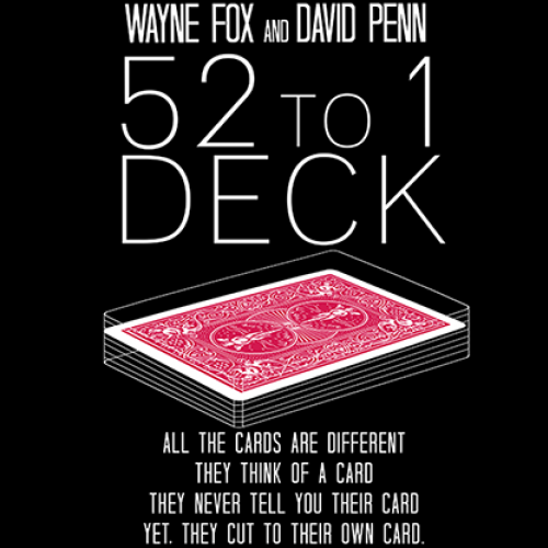 The 52 to 1 Deck