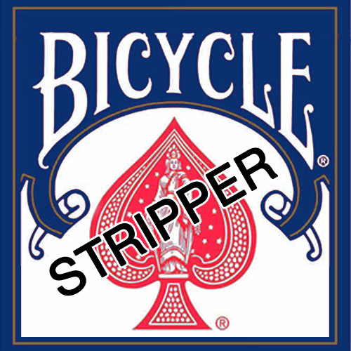 Stripper Deck (Blau)