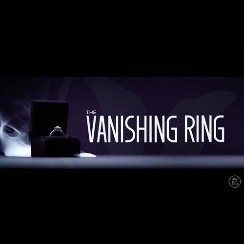 Vanishing Ring Blau (Gimmick und Online Beschreibung)