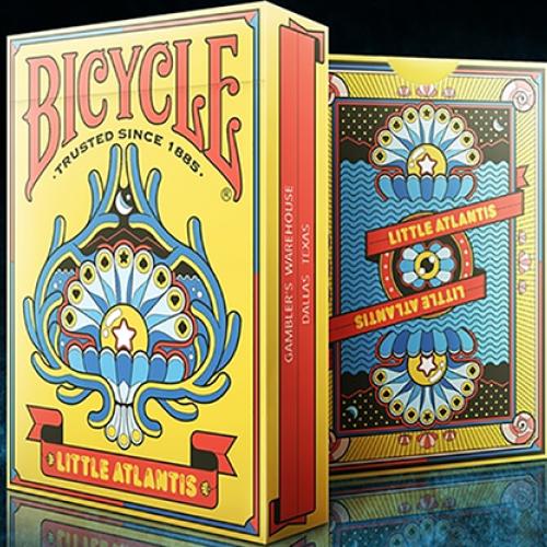 Bicycle Little Atlantis Day Deck