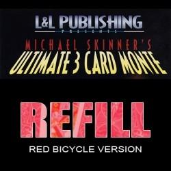 Ultimate Three Card Monte Refill