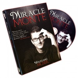 Miracle Monte (inkl. 20 Gimmicks)