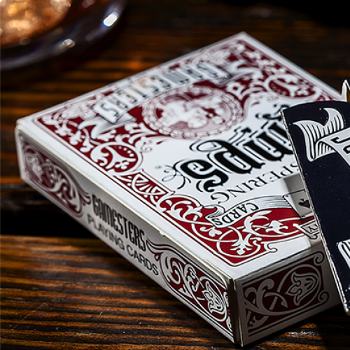Gamesters Deck (Rot)