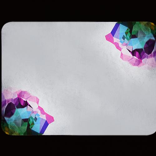 "Memento Mori Close-Up Pad (24"" x 17"")"