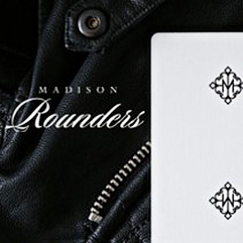 Madison Rounders Deck (Weiß)