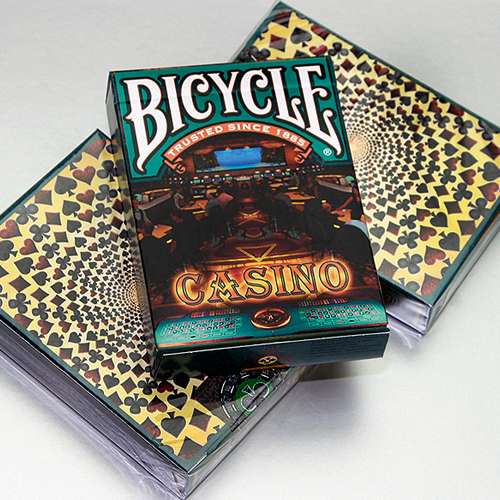 Bicycle Casino Deck