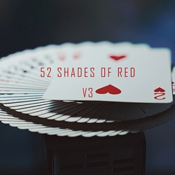 52 Shades of Red (Gimmicks inkl.) Version 3