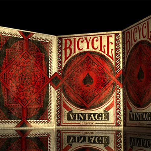 Bicycle Vintage Classic Deck