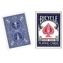 Bicycle Forcierdeck - zweifach (Blau)