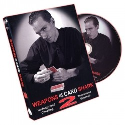 Weapons of a Card Shark 2