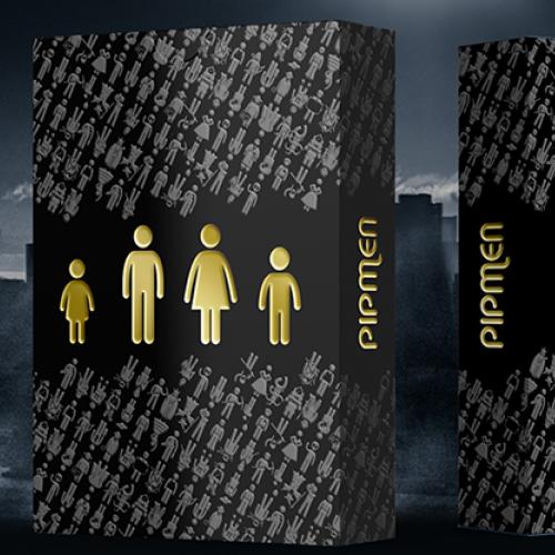 Pipmen: Collector's Edition Deck