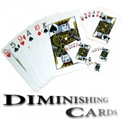 Diminishing Cards
