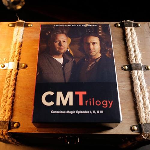Conscious Magic Trilogy (3er DVD-Set)