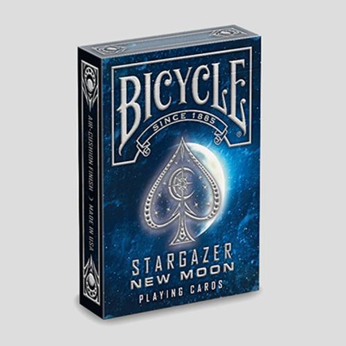 Bicycle Stargazer New Moon Deck