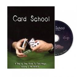 Card School #1 DVD
