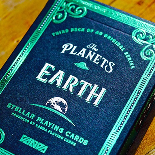 The Planets: Earth Deck