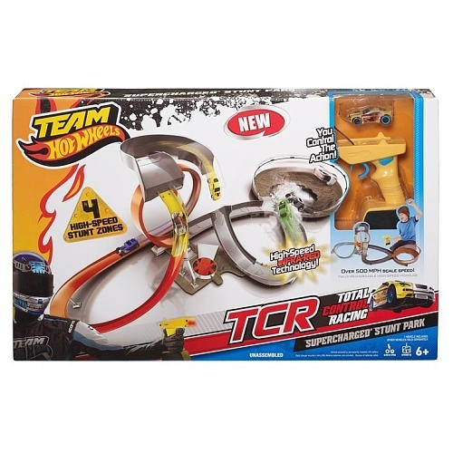 Team Hotwheels Turbopower Stunt-Park