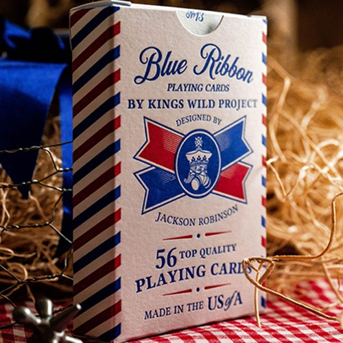 Blue Ribbon Deck