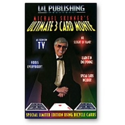 Ultimate Three Card Monte