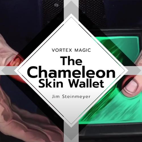 Chameleon Skin Wallet