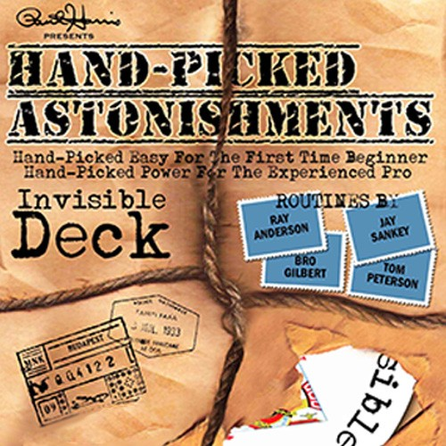 Handpicked Astonishments (Invisible Deck)