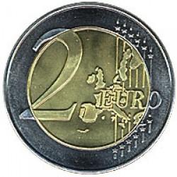 Jumbo 2 Euro Münze - Ø 7cm
