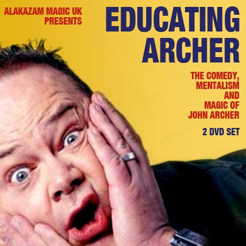 Educating Archer (Doppel-DVD)