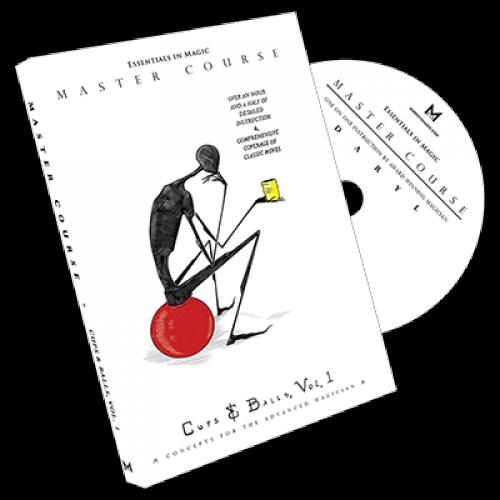 Master Course Cups & Balls Vol. 1