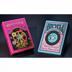 Bicycle Decades Cards (2 pack) - 50s 60s
