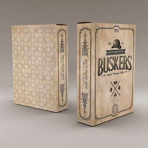 Busker Vintage Deck